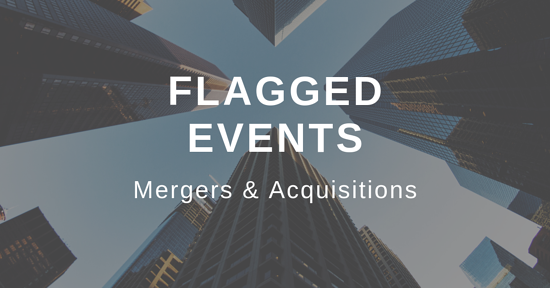 M&A in May 2019