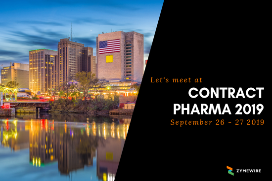 Contract Pharma 2019 Contracting and Outsourcing Conference
