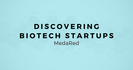 Discovering Biotech Startups: A map for Selling to MedaRed