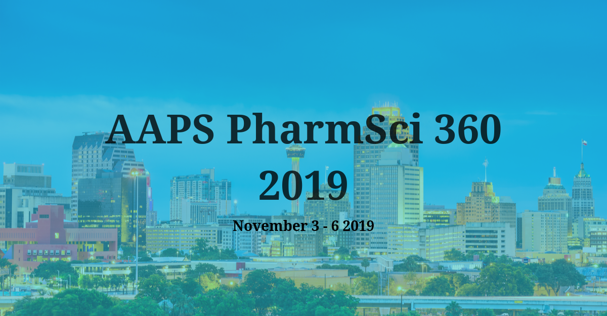 AAPS PharmSci 360 2019