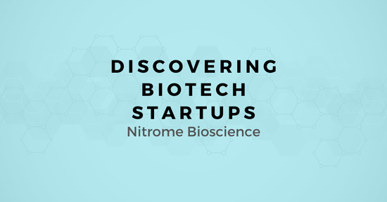 Discovering Biotech Startups: A map for Selling to Nitrome Biosciences