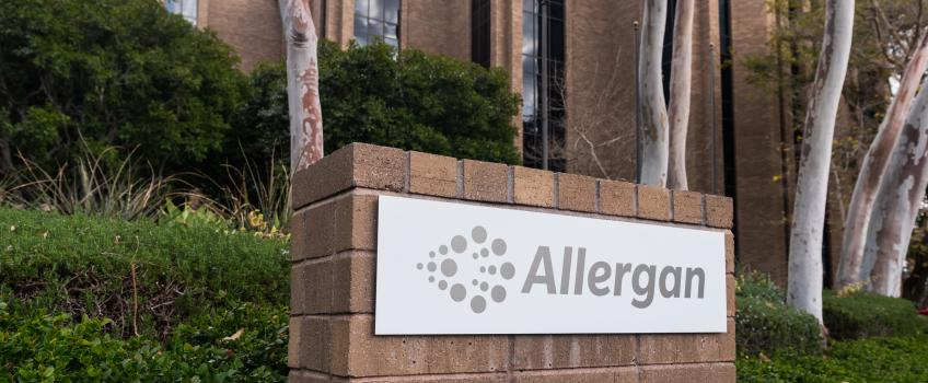 Accessing Allergan: A map for Selling to Allergan