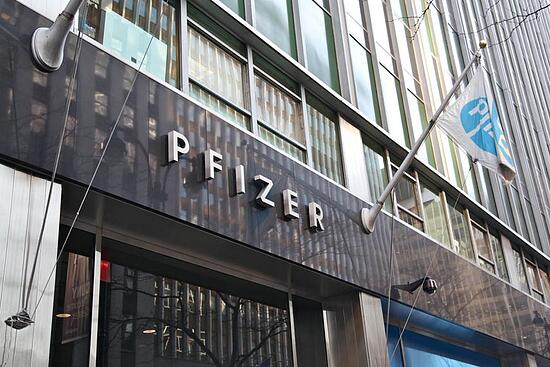 Finding Pfizer: A map for Selling to Pfizer