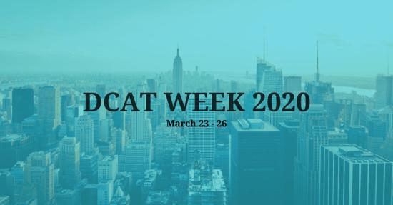 DCAT Week 2020