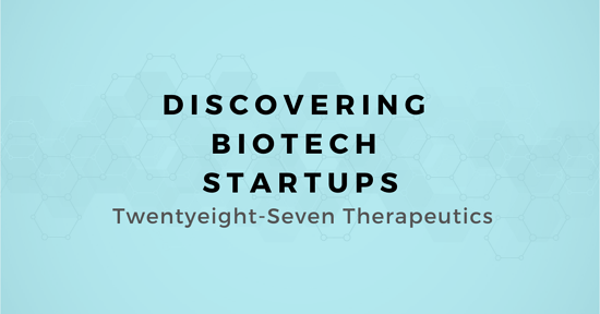 Twentyeight-Seven Therapeutics: A One Pager for Selling to this Stealth Biotech Startup